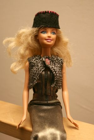 La tenue de barbie