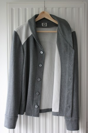 Newcastle Cardigan Thread Theory