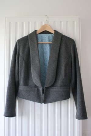 Bellatrix blazer - Papercut patterns