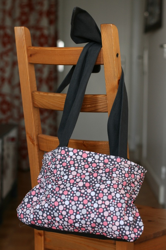 tuto r aliser un mei tai avec poche de transport mariec. Black Bedroom Furniture Sets. Home Design Ideas